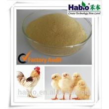 Enzyme complexe pour les additifs alimentaires pour poulets