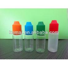Plastikflasche für Tabakteer