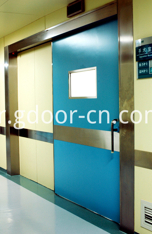 Ningbo GDoor Hermetic Doors with Diverse Panels