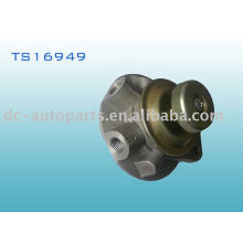 Druckguss-Aluminiumteile (Abgasgehäuse)