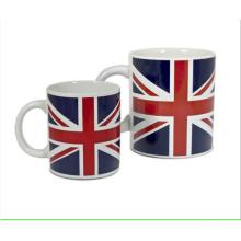 China Coffee Cup cerâmica para sublimação