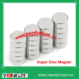 Neo Disc & Cylinder Rare Earth Magnets