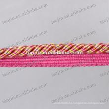 Cuerda de cortina decorativa de lujo
