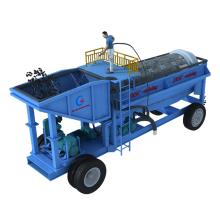 new design gravel separator trommel separating drum rotary screen for mining