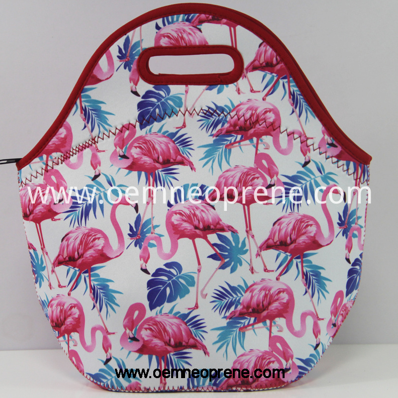 Neoprene Lunch Bag Coolers