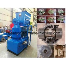 Ce Biofuel Flat Die Wood Pelletizing Machine Hot Sale