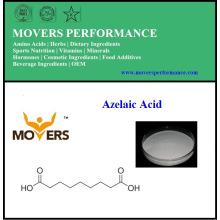 Ingrédient cosmétique Slaes chaud: acide azélaïque