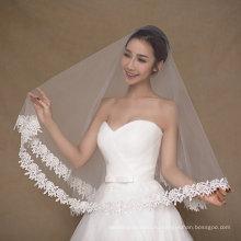 Aoliweiya тюль один слой Короткая фата для невесты