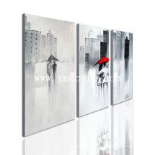 Современная домашняя отделка искусства стены маслом картина (new-335)