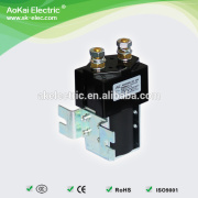 ASW200 12VDC 200A SW180 Applied in Industrial Forklift 1NO or 1NC AOKAI DC Contactor