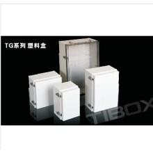 2015 Caixa de plástico da série Tibox Tg (trava de metal + tipo de dobradiça)