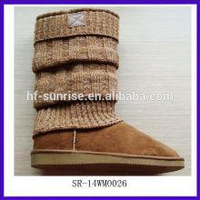 SR-14WM0026 2014 top quality winter ladies warm snow boots cheap warm snow boots fashion modern ladies winter boots