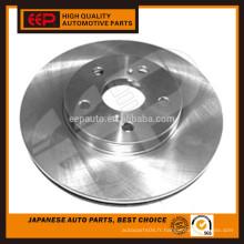 Système de frein Disques de frein pour Toyota Camry MCV30 / ACA30 43512-33100 Auto Parts