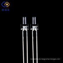 Hohe Qualität 1,8 mm weiße LED Leuchtdiode, elektronische Komponenten