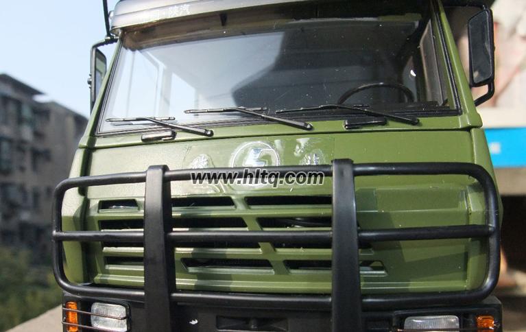 SHACMAN 6X6 Military Truck