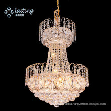 Gold new small size wholesale crystal chandelier LT-78169