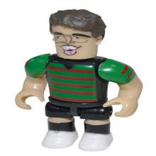 Atacado de Alta Qualidade ICTI Eco-Friendly Esporte De Futebol Homem De Brinquedo De Plástico