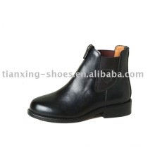 Sided Elastic Boots