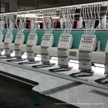 CBL-HV930 high speed flat computer embroidery machine