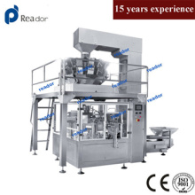 Automatic Rotary Crystal sugar Packaging Production Line (MR8-200G)