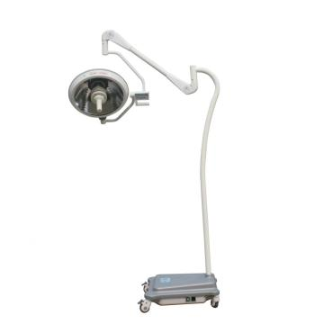 Floor Stand Portable Animal Halogen Bedah Cahaya