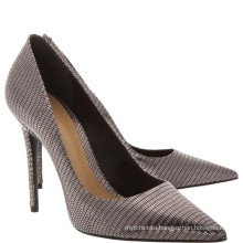 latest new style ladies shoes 6cm high heels
