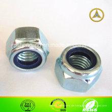 DIN985 Nylon einfügen Sicherungsmutter M3 ~ M24