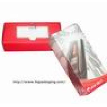 Caja de embalaje de papel personalizado de impresión de teléfono celular