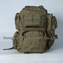 Camo / Sac à dos imperméable pour chasse Sac à dos tactique militaire excédentaire (HY-B061)