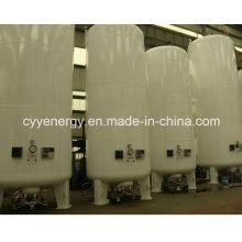 Réservoir de dioxyde de carbone d'argon d'azote liquide d'oxygène en acier soudé par cyy
