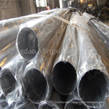 Stainless Steel Exhaust Pipes En10088, 1.4512/1.4509/1.4510 Used for Catalytic Convertor Prodution