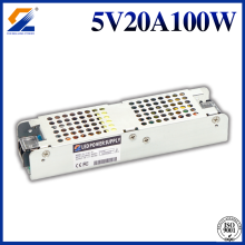 5V 20A 100W Zasilacz do ekranu LED