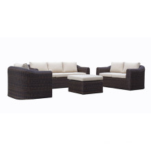 Outdoor Rattan Couchtisch Rattan Patio Set