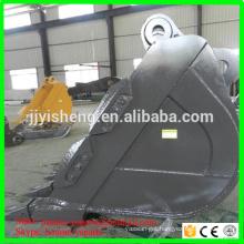 high intensity volvo EC330 excavator rock bucket heavy duty bucket