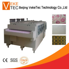 Stainless steel etching machine