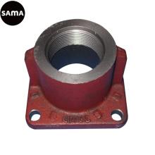 Ferro dúctil / cinza para fundição em areia para peças de válvulas