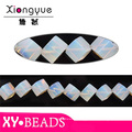 Opal Cube Precious Gemstone Beads 12mm