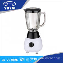 Two Speeds Glass Jar Blender with Grinder