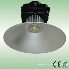 80w high lumen waterproof e40 led highbay light