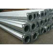 Hot Dipped Galvanized Steel Light Pole