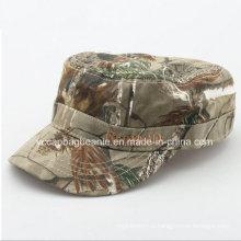 100% tecido de algodão Camo exterior caça militar Cap