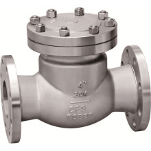 ANSI Flanged Wcb Swing Check Valve