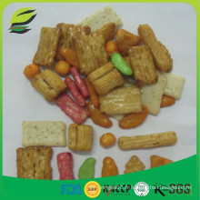 Biscuits de mélange de riz thaïlandais à haute qualité pour l'Arabie Saoudite
