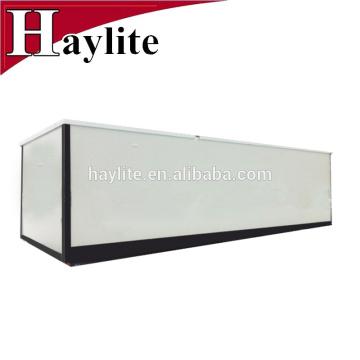 conteneur empilable paquet plat boîte empilable pliable pour le stockage