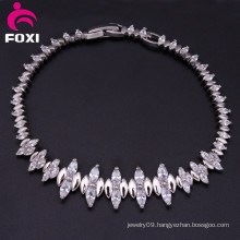 New Design Fine Jewelry Gold Plated Zircon Bracelet