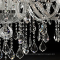 Large luxury golden crystal Maria Theresa chandelier for wedding centerpieces 8133