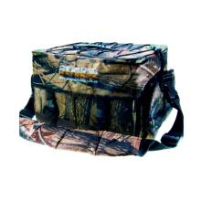 Caja del bolso de los aparejos de pesca FSBG037 adentro