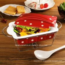 Fancy Ecko Ceramic Nonstick Bakeware (Set)