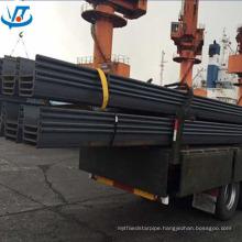 400*125mm Q295BZ Q390BZ S355 Larsen Steel Sheet Pile Flange Steel Pile Philippines