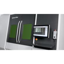 Machine de découpe laser haute précision CNC en métal